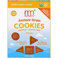 NurturMe, Organic, Ancient Grain Cookies, Toddlers & Kids, Honey