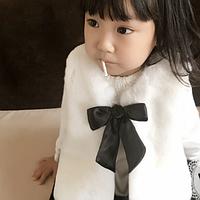 Детская меховая жилетка. Модель 1999