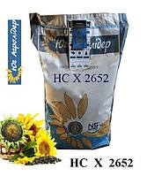 Семена подсолнуха НС Х 2652 Юг Агролидер / Насіння соняшнику НС Х 2652/