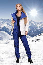 Лыжный женский костюм гз085