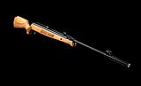 Пневматическая винтовка SPA GR1600W+оптический прицел 3-9Х40, фото 3