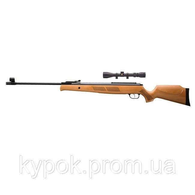 Пневматическая винтовка SPA GR1600W+оптический прицел 3-9Х40