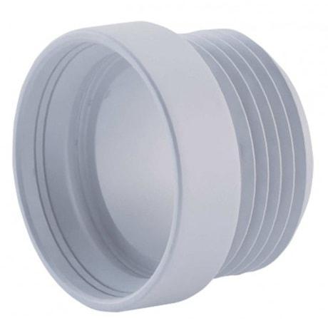 Манжета (W0210) прямая для унитаза 115 мм длина 94 мм АНИ Пласт