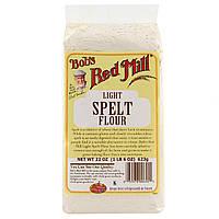 Bob's Red Mill, Светлая мука из спельты, 22 унции (623 г) (Discontinued Item)