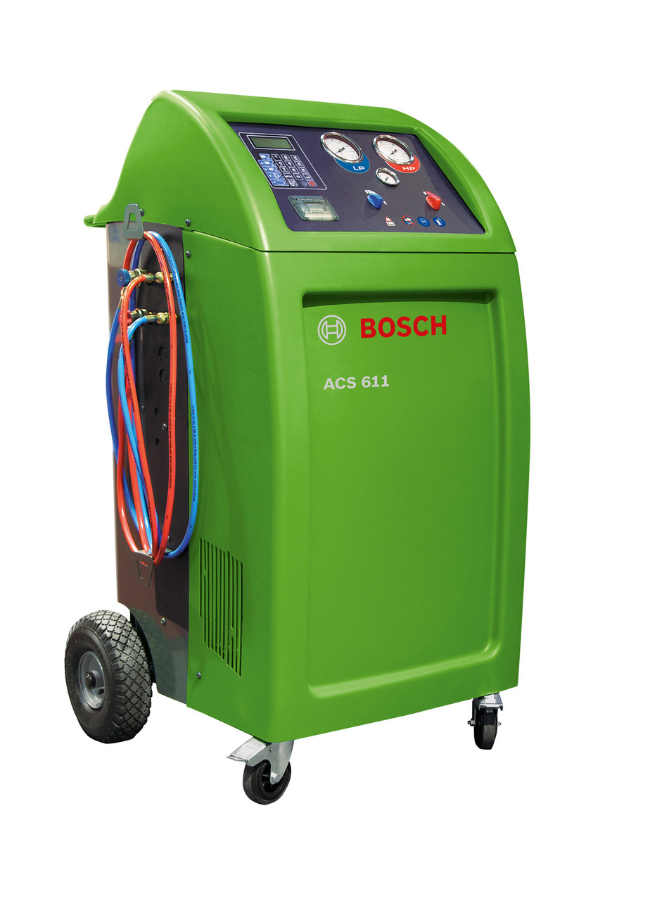 """Стенд для обслуживания автокондиционеров Bosch ACS 611 - """"M.U.-GROUP"""" в Днепре"""