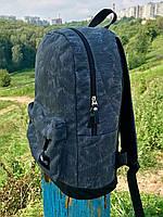 Женский рюкзак Baglab серый котон F, фото 5