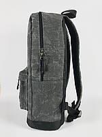 Женский рюкзак Baglab серый котон F, фото 3