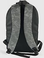 Женский рюкзак Baglab серый котон F, фото 4