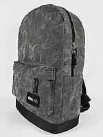 Женский рюкзак Baglab серый котон F, фото 2