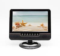 "Портативный телевизор с цифровым тюнером DVB-T2 10,2"" LS-911T, фото 1"