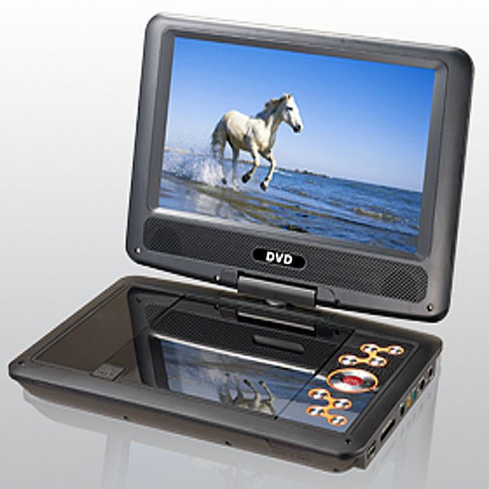 DVD плеер A&V DA-799 NEW TV/FM(9 дюймов)