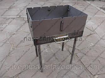 Мангал-чемодан 3 мм