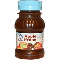 Gerber, 100% сок, яблоко-чернослив, 4 жидкие унции (118 мл) (Discontinued Item)