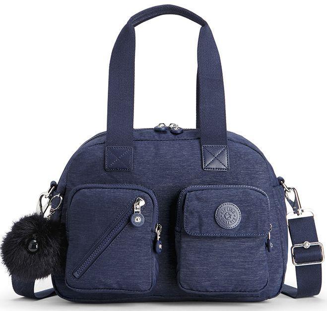 Тканевая сумка женская Kipling DEFEA UP KI2501_48K, синий