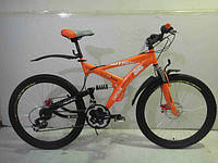 Велосипед горный AZIMUT WIND G-FR-D к24, к26