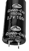 Ионистор, супер конденсатор 100F 2.7V
