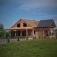 Строительство дома (2 этажа), фото 1