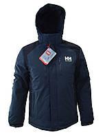 Мужская зимняя термо  куртка Helly Hansen M-3XL