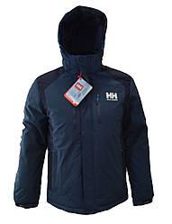 Мужская зимняя термо  куртка Helly Hansen 2ХЛ,3XL