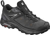 Оригінальні чоловічі кросівки Salomon X Ultra 3 Leather GTX, фото 1