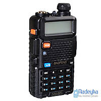 Рация, радиостанция BAOFENG UV-5R UP 8 Вт. Рація Baofeng 5r 8 W + Гарнитура