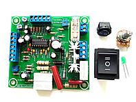 Регулятор оборотов коллекторного двигателя с обратной связью на контроллере на TDA1085