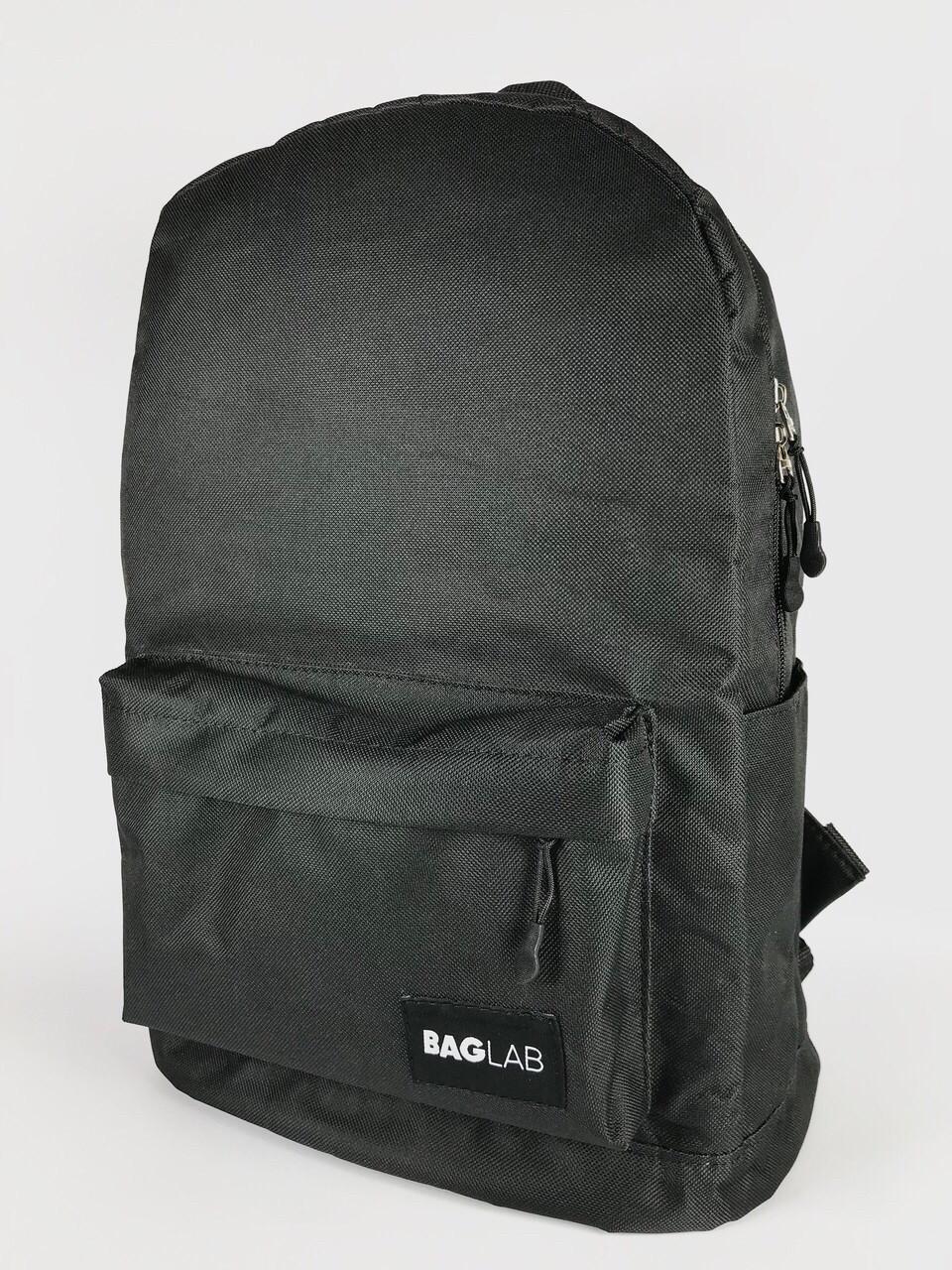 Мужской рюкзак Baglab черный 600 F