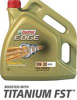 Масло синтетическое CASTROL EDGE 0W30 4L