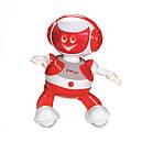 Интерактивный робот DISCOROBO – АЛЕКС (танцует, озвуч. укр. яз., красный), фото 3