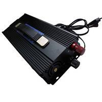 Инвертор - автоматич. UKC на 2000 Ватт 12v на 220v с зарядным устройством