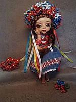 Авторская кукла - Украиночка, фото 1