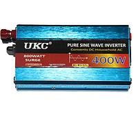 Инвертор UKS IPS-800S Чистый синус (синусоидный), Чистая синусоида