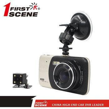 Авто регистратор - 2 камеры- Firstscene V 6s Full hd.