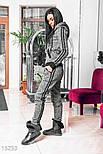 Спортивный теплый костюм на флисе, фото 2