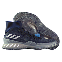 Мужские баскетбольные кроссовки Adidas Crazy Explosive 2017 Primeknit Boost Blue