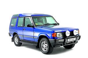 Тюнинг Land Rover Discovery 1
