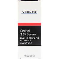 Yeouth, Retinol 2.5% Serum, 1 fl oz (30 ml)
