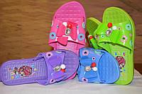 Шлепки детские, р.30-35, обувь летняя. сланцы