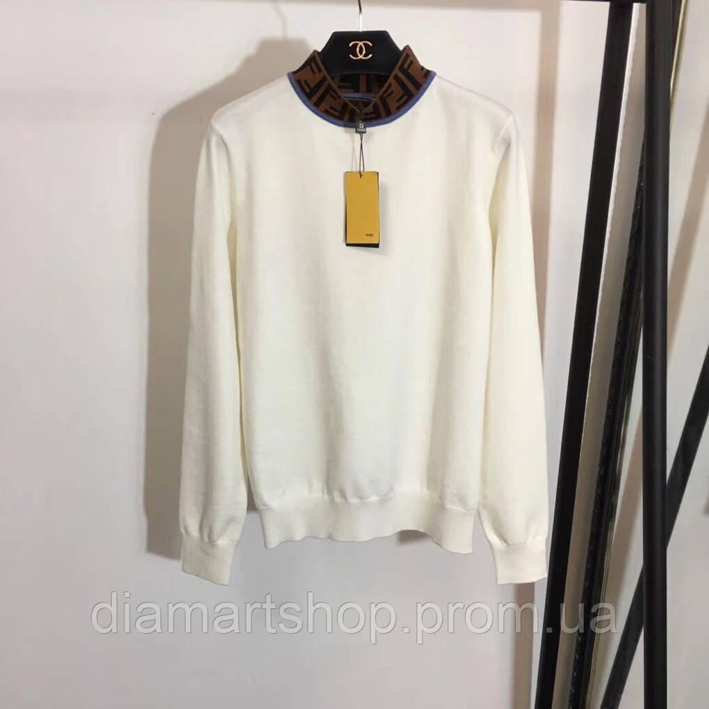 4c973c97f44f Женский свитер Fendi   продажа, цена в Луцке. свитеры и кардиганы ...