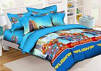 Комплект постельного белья подростковый Paw Patrol Хлопок 100%
