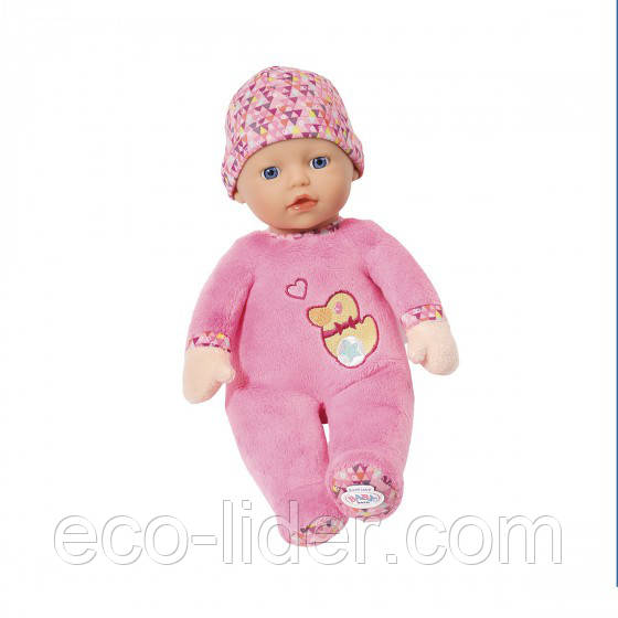 Кукла BABY BORN FIRST LOVE - ЛЮБИМАЯ КРОХА (30 см, с погремушкой внутри)