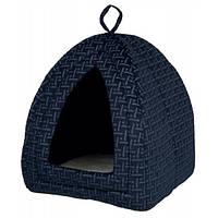 Trixie Ferris Cuddly Cave домик для кошек и собак малых пород 32х42х32 см