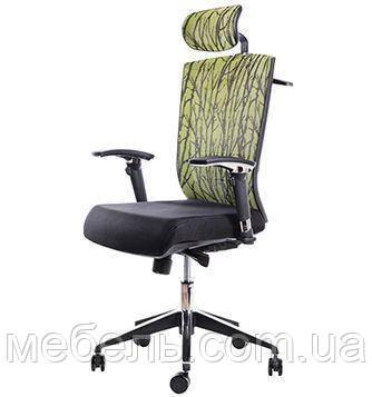 Детское компьютерное кресло Barsky Eco G-1 green