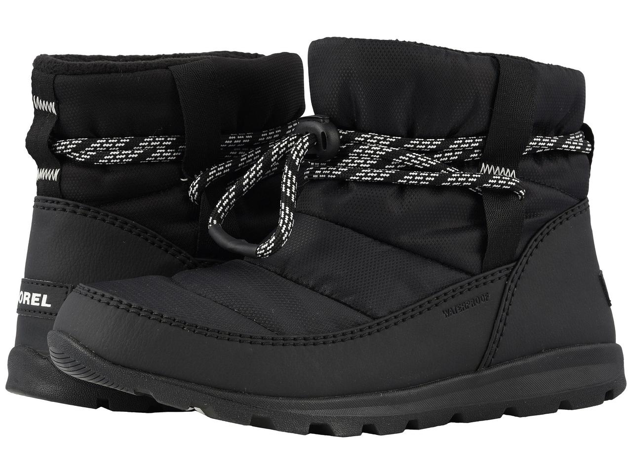 Ботинки/Сапоги (Оригинал) SOREL Whitney™ Short Black
