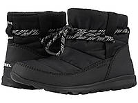 Ботинки/Сапоги (Оригинал) SOREL Whitney™ Short Black, фото 1