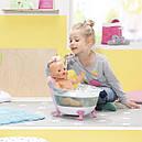 Автоматическая ванночка для куклы BABY BORN - ВЕСЕЛОЕ  КУПАНИЕ (свет, звук), фото 4