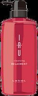 IAU Relaxment 600 мл. Расслабляющий аромашампунь для сухой кожи головы