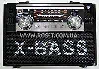 Портативный радиоприемник-бумбокс Golon RX-628 BT  FM, USB, SD, iPhone, iPod, iPad, фото 1