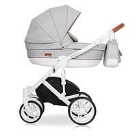 Детская универсальная коляска 2 в 1 Riko Naturo 01 Grey Fox, фото 1