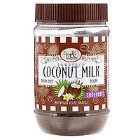 Fun Fresh Foods, Dowd & Rodgers, Coconut Milk Powder, Chocolate 6.5 oz (184.2 g)